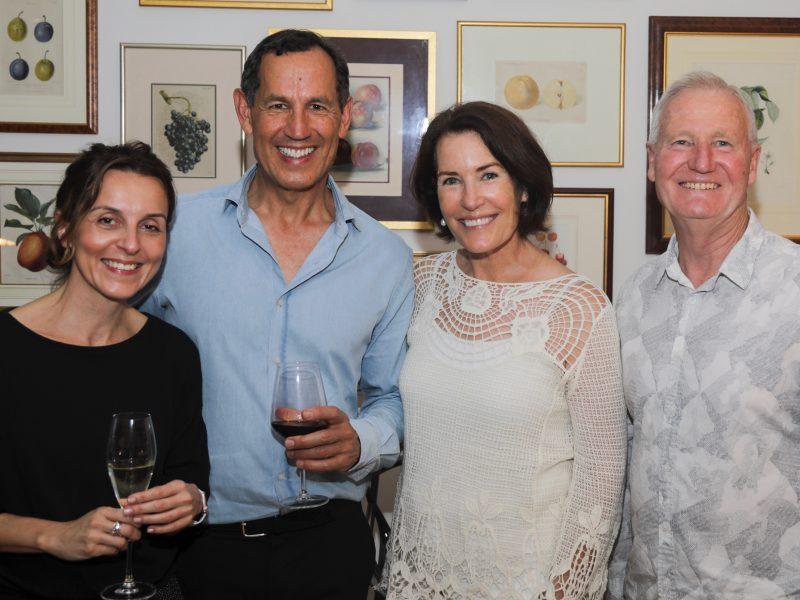 Andrew, Harvey, Terry and Zuzana